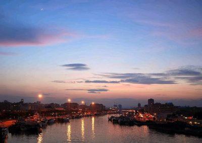 Abruzzo Il porto canale di Pescara