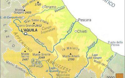 Onde fica Abruzzo?